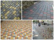 Тротуарная плитка «Старый город» 40 мм от 109 грн. соб. производство